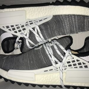 New Adidas Pharrell Williams Oreo NMDs Size 10